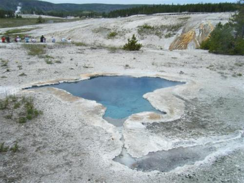Blue Star Hot Spring
